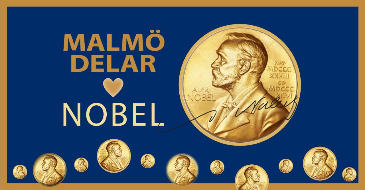 Bild på Alfred Nobel.