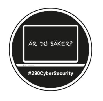 """Logotyp till """"Är du säker?"""""""
