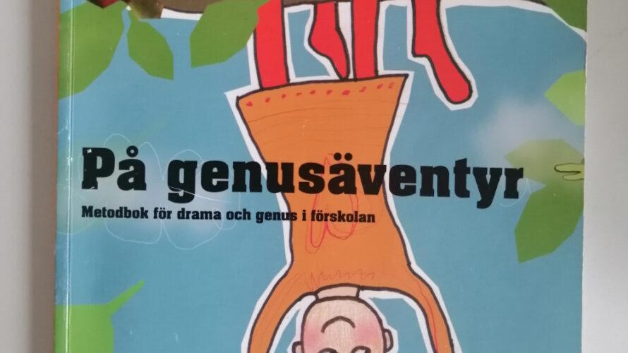 """Boken """"genusäventyr""""."""