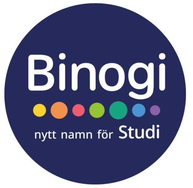 Logotype för Studi.
